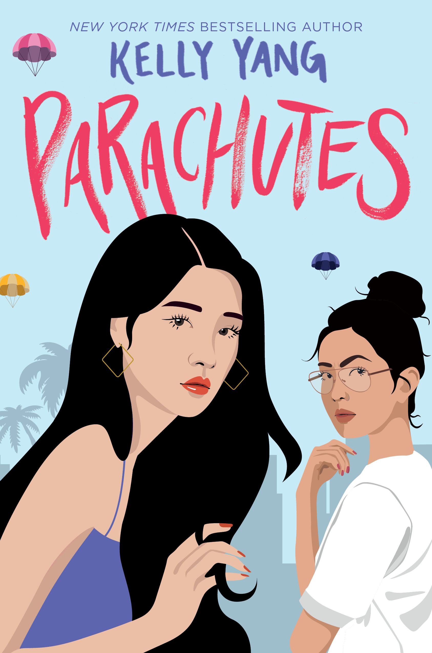 Parachutes Kelly Yang Final Cover