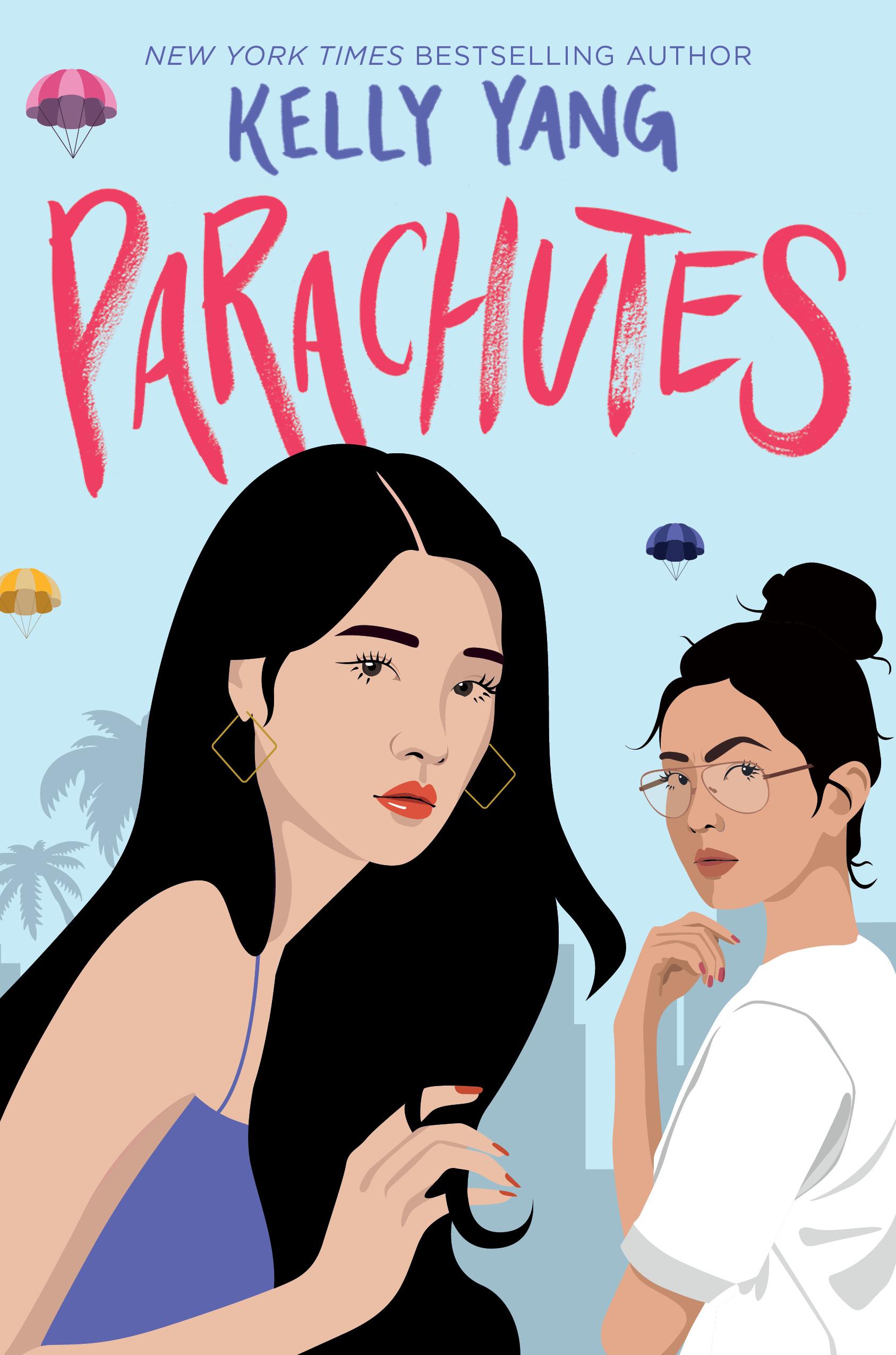 Parachutes Kelly Yang Final Cover