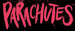 Parachutes-lettering